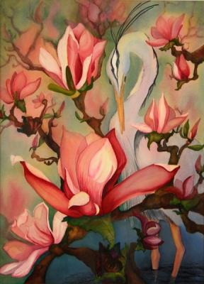 Jananese Magnolia