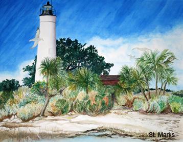 St. Marks, FL